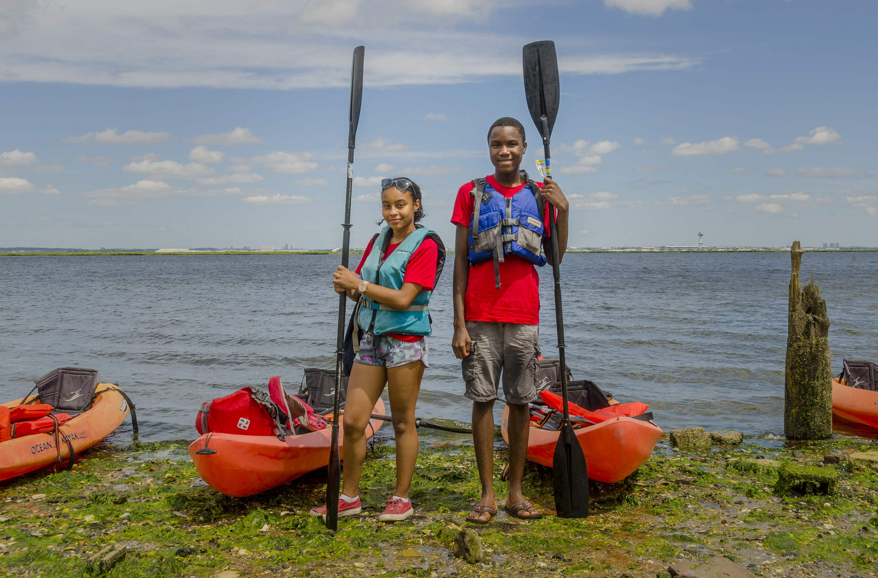 Jamaica Bay Community Cleanup & Kayak preview