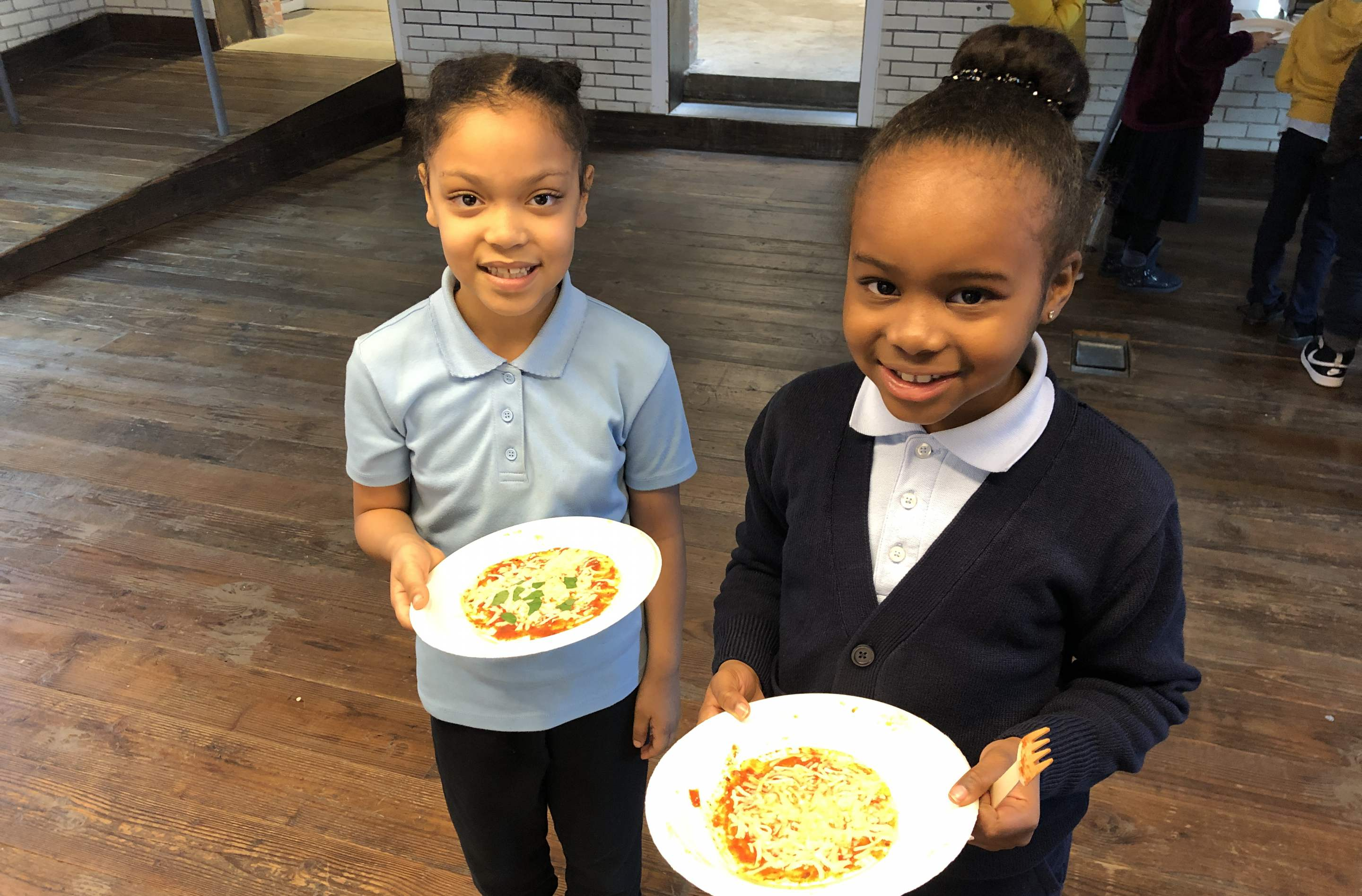 Virtual Living Classroom: Community Cooking (Elementary School) preview