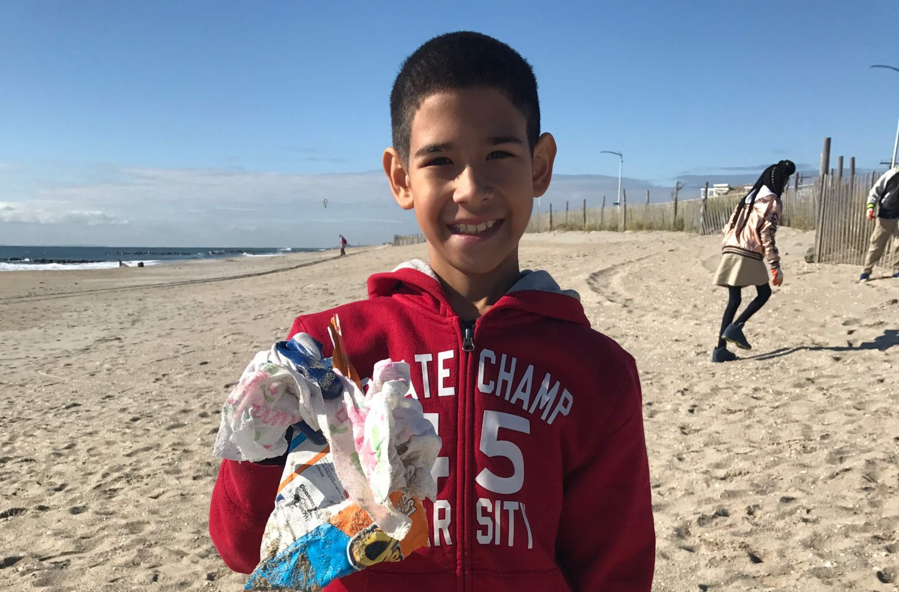 Virtual Living Classroom: Marine Debris (Middle School) preview